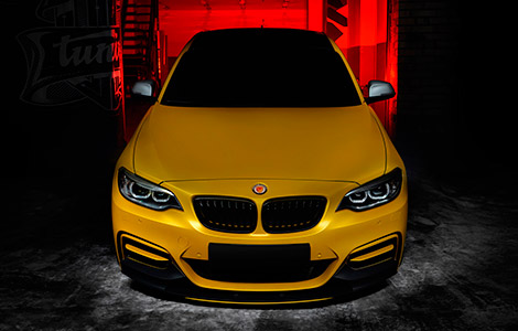 BMW 235 Manhart