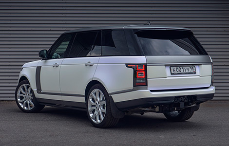 Range Rover Vogue Long